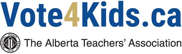 Vote for Kids - Alberta Teachers' Association