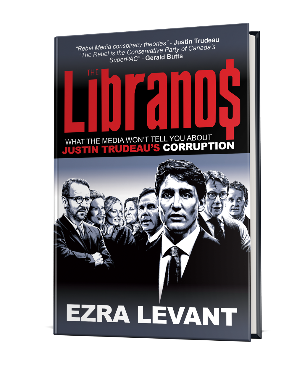 Buy The Libranos Book on Amazon
