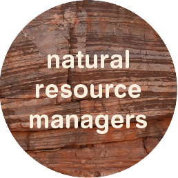 natural resource managers