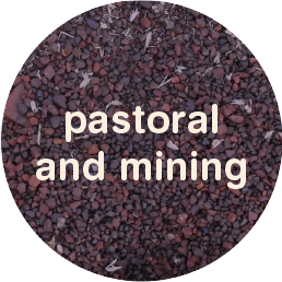 pastoral and mining