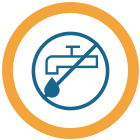 drinking water advisories button