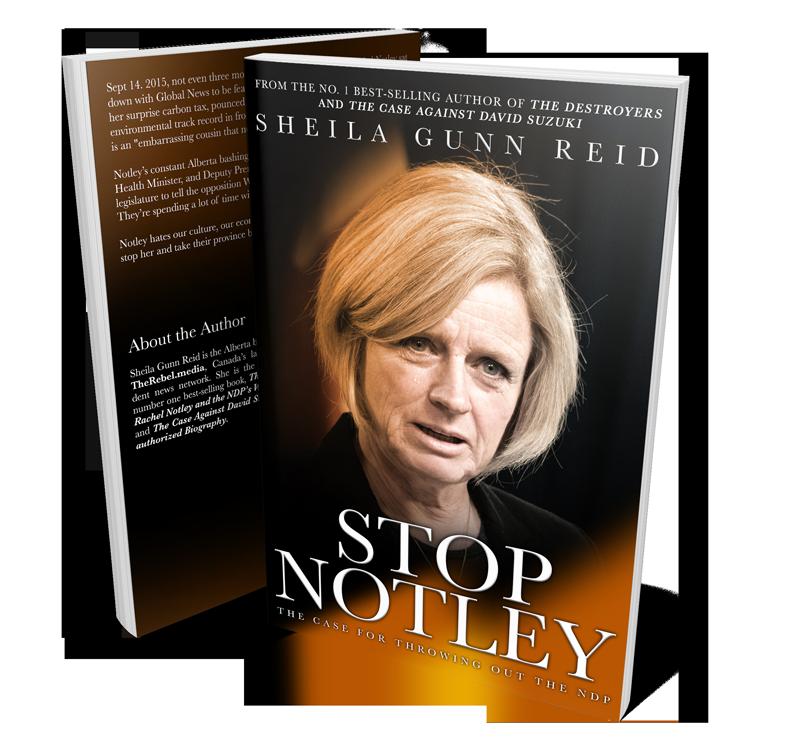 Stop Notley Book