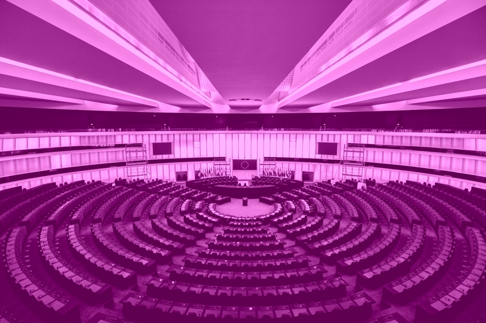 Volt au Parlement Européen