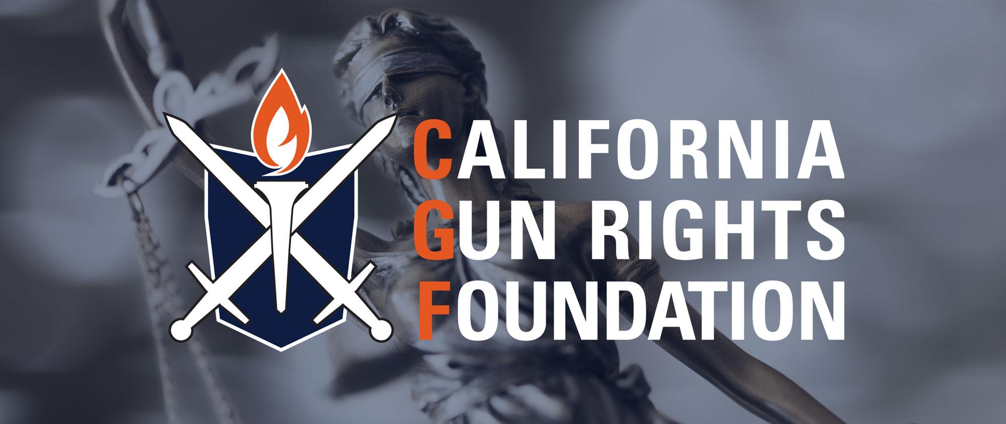 California Gun Rights Foundation