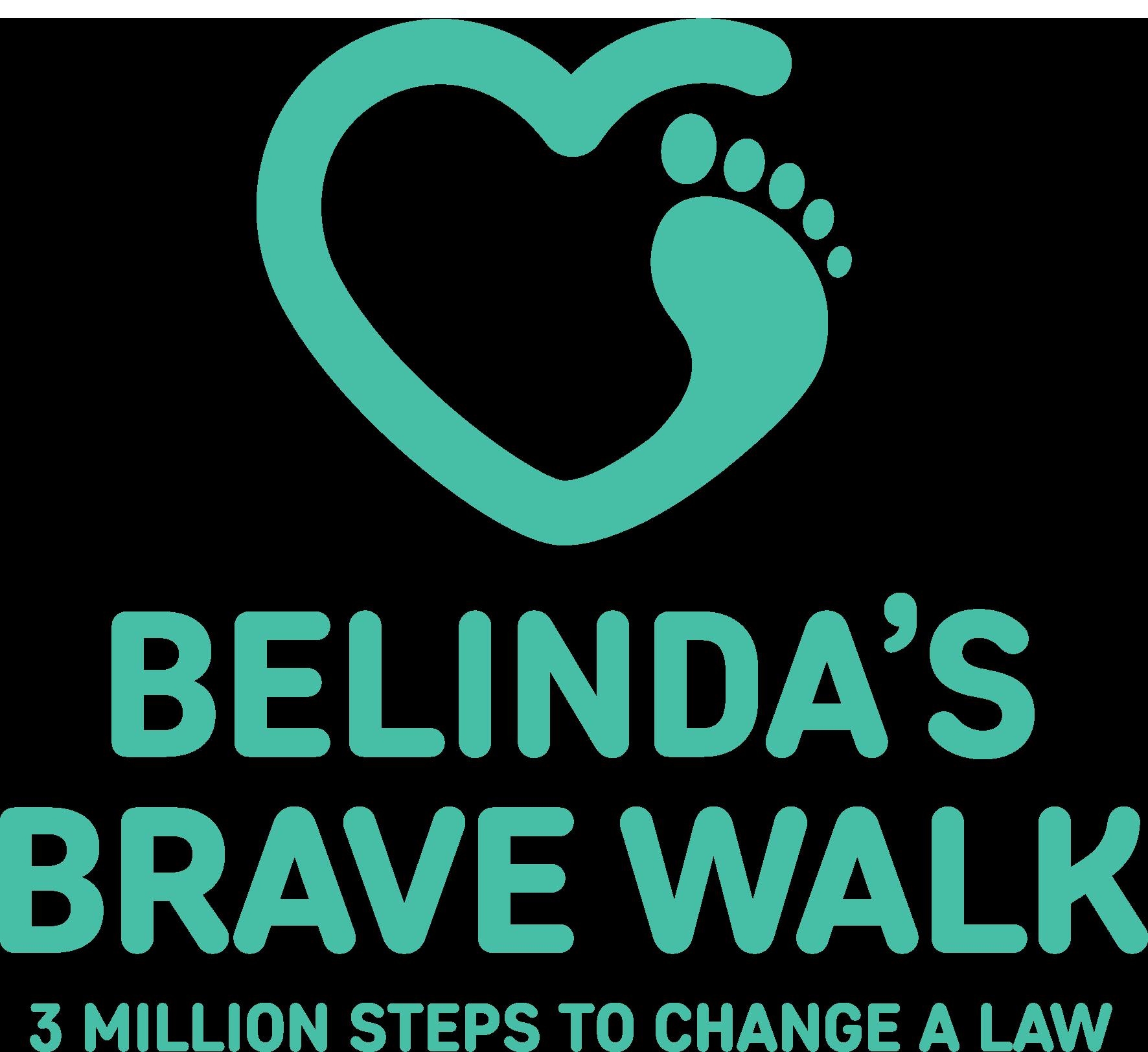 Belinda's Brave Walk