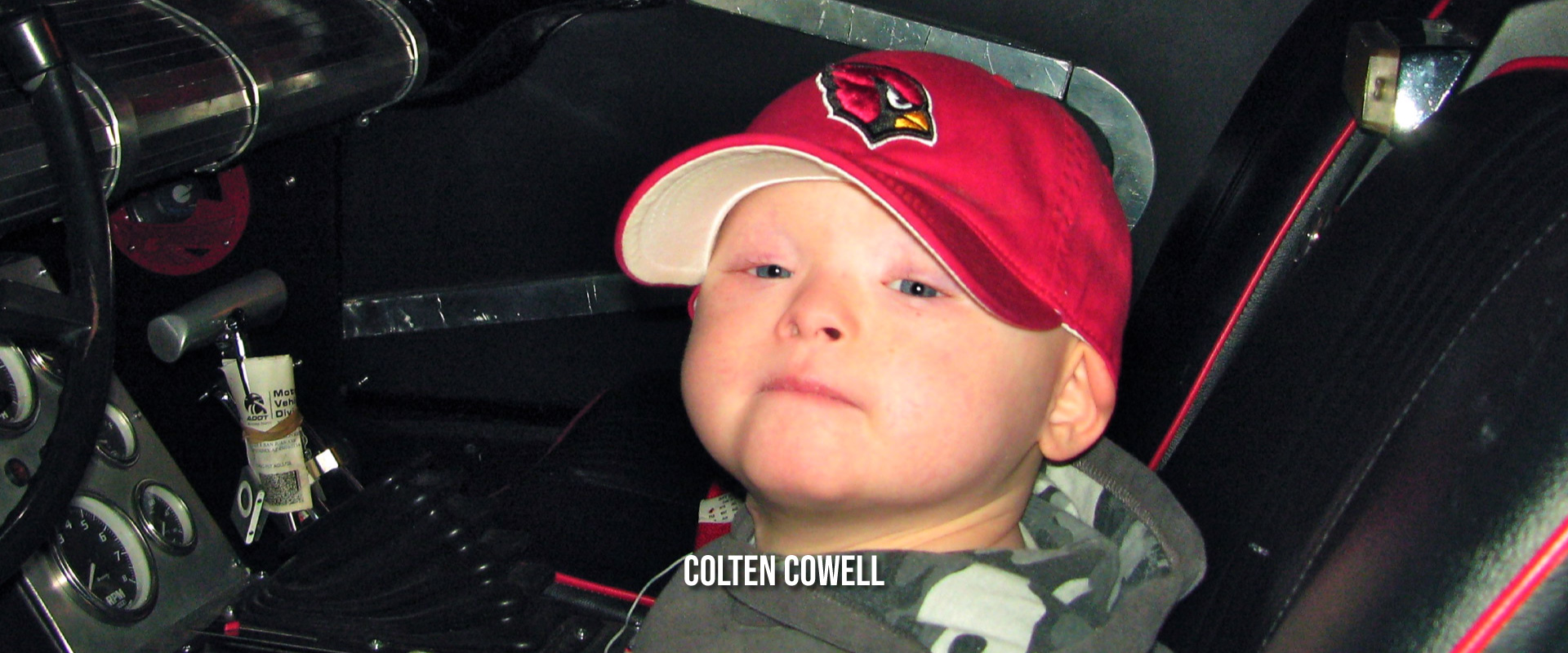 Photo of Colten Cowell