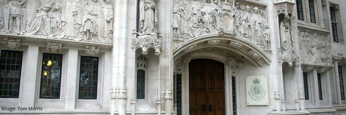 The UK Supreme Court.