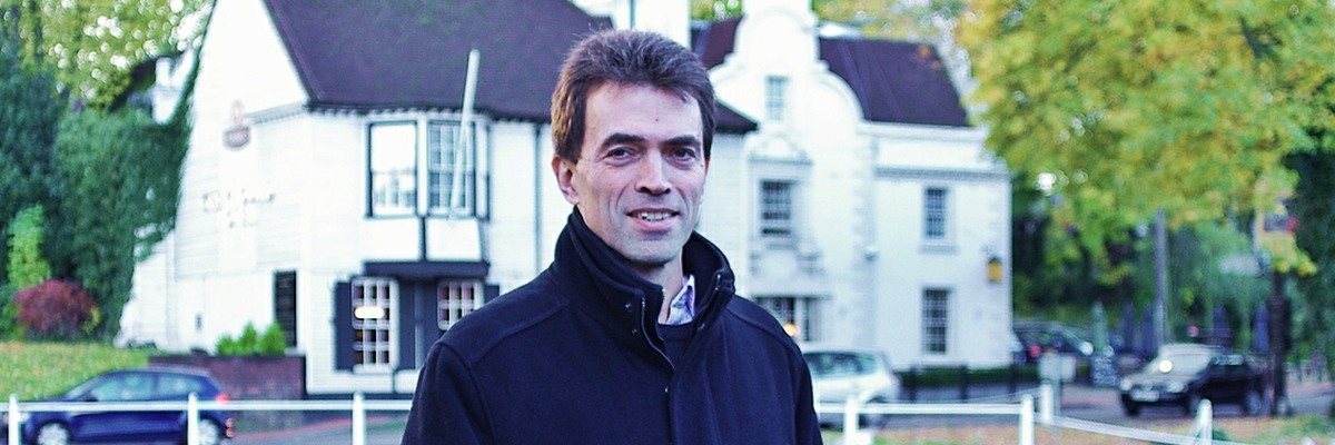 Tom Brake, MP for Carshalton and Wallington.