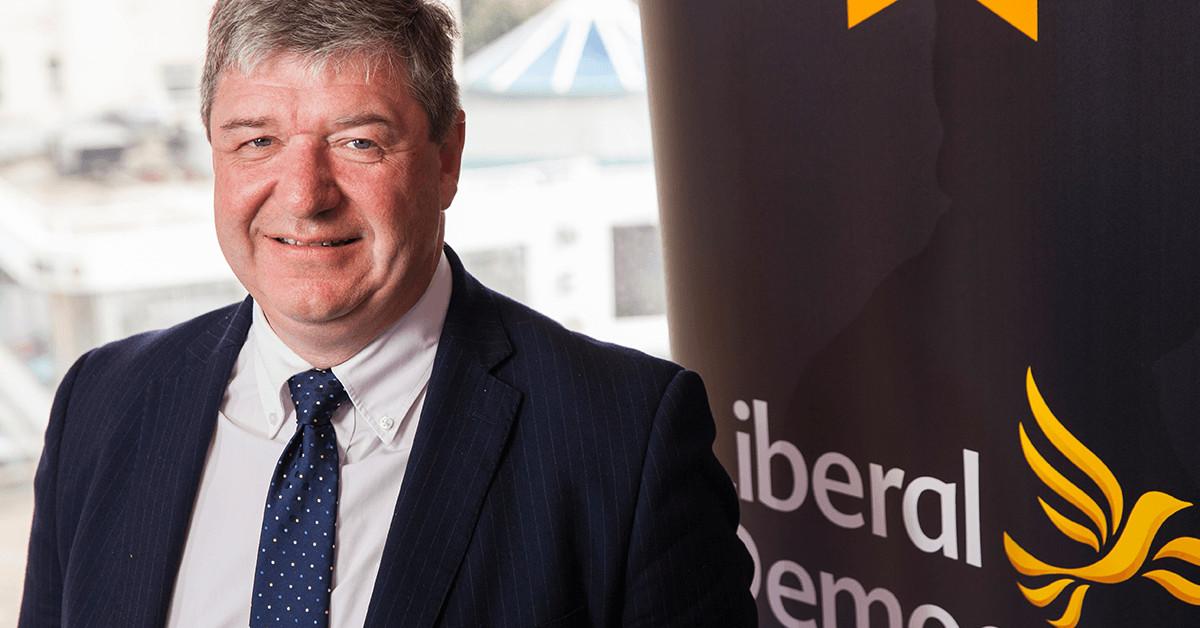Alistair Carmichael MP.