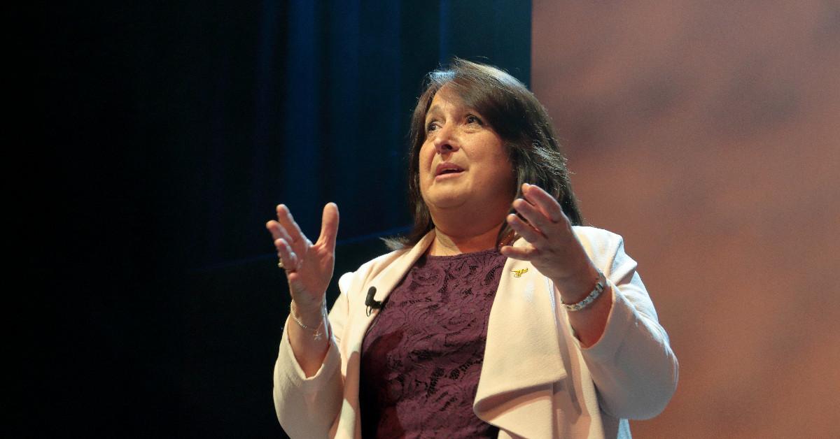 Christine Jardine MP.
