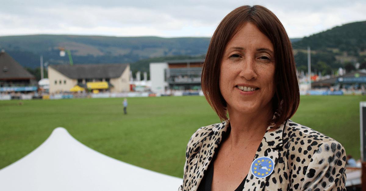 Jane Dodds, Leader of the Welsh Liberal Democrats, Arweinydd Democratiaid Rhyddfrydol Cymru