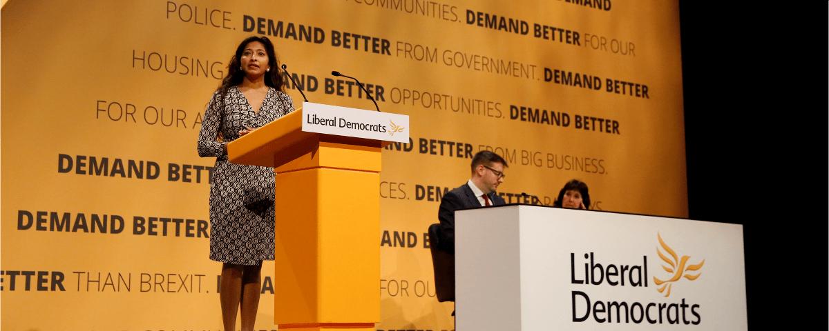 Isabelle Parasram, Liberal Democrat Vice-President