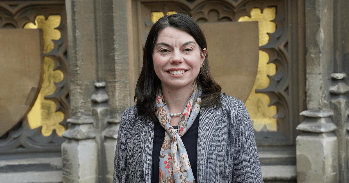 Sarah Olney, MP for Richmond Park and North Kingston