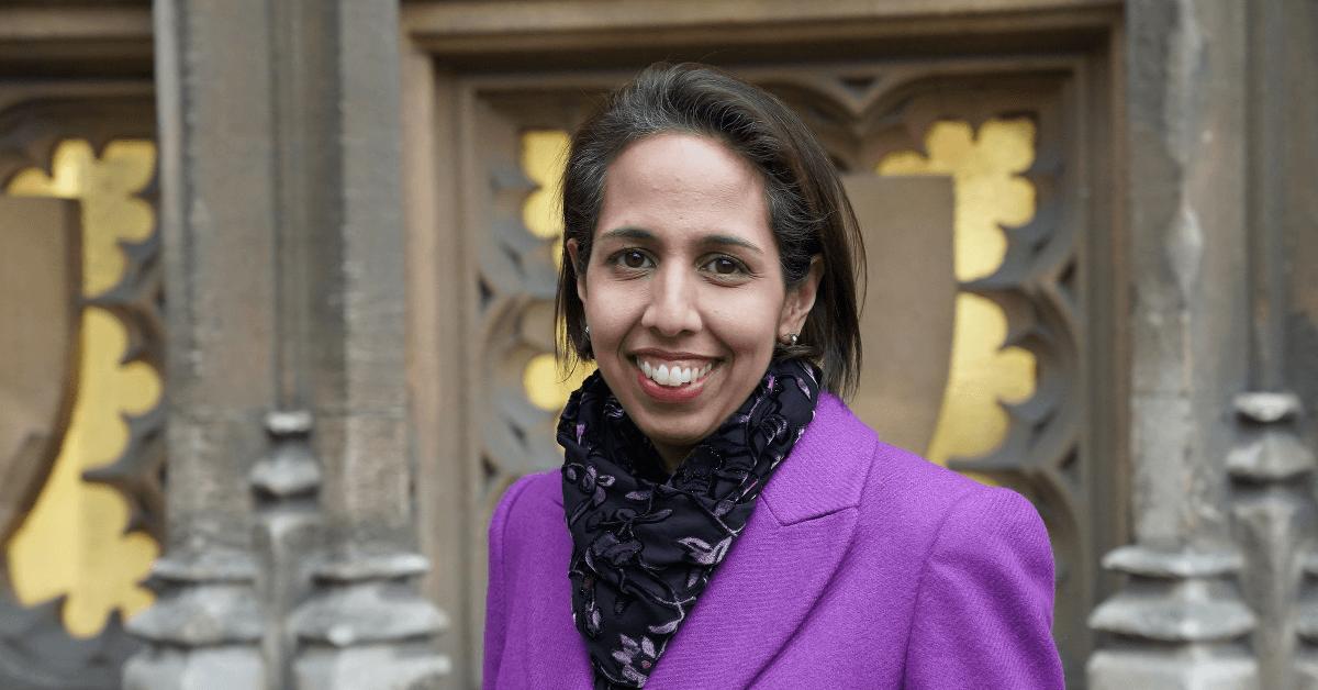 Munira Wilson, MP for Twickenham