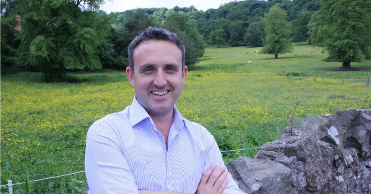 Alex Cole-Hamilton, MSP for Edinburgh Western