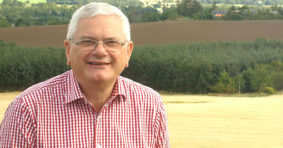 Mike Rumbles, MSP for North East Scotland