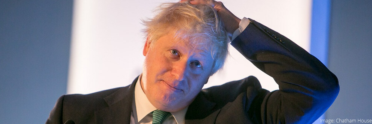 Boris Johnson, the UK Prime Minister