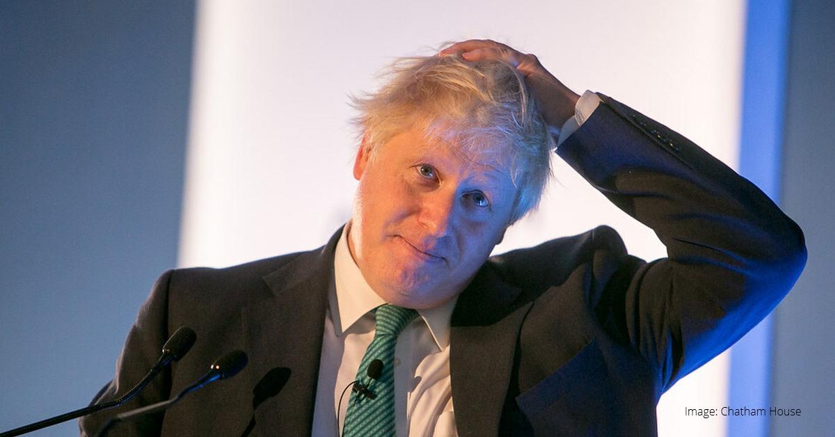 Boris Johnson, the UK Prime Minister