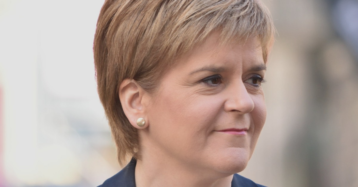 Nicola Sturgeon, First Minister of Scotland