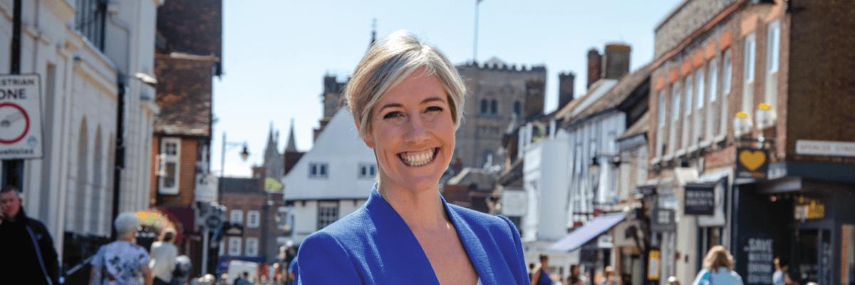 Daisy Cooper MP