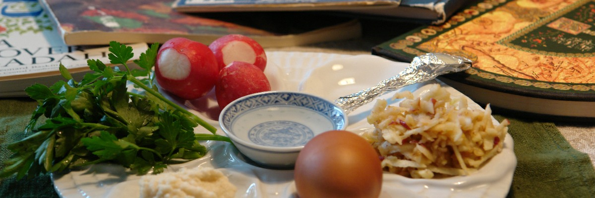 A passover meal