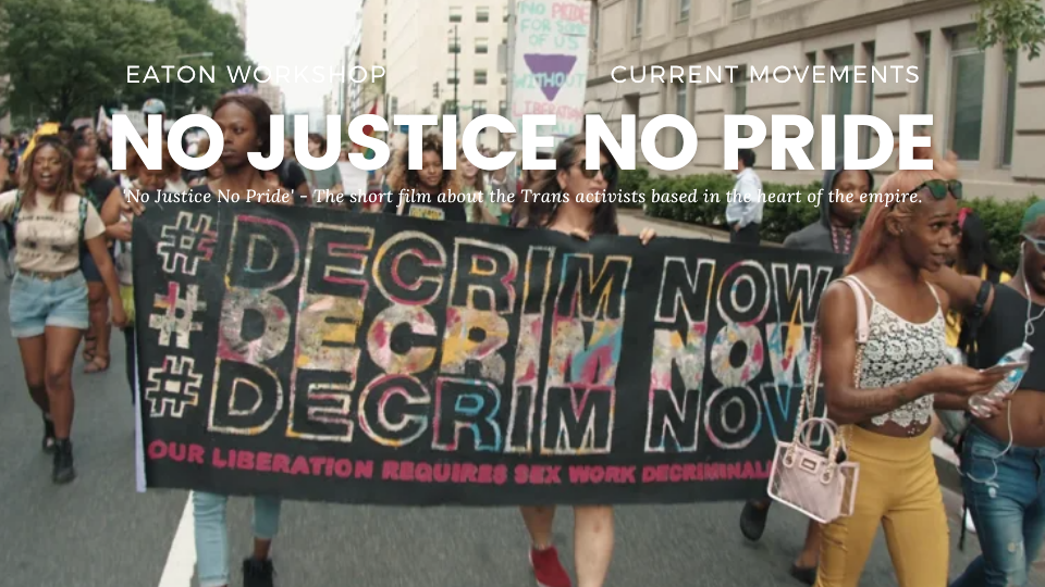 Watch the No Justice No Pride short film!