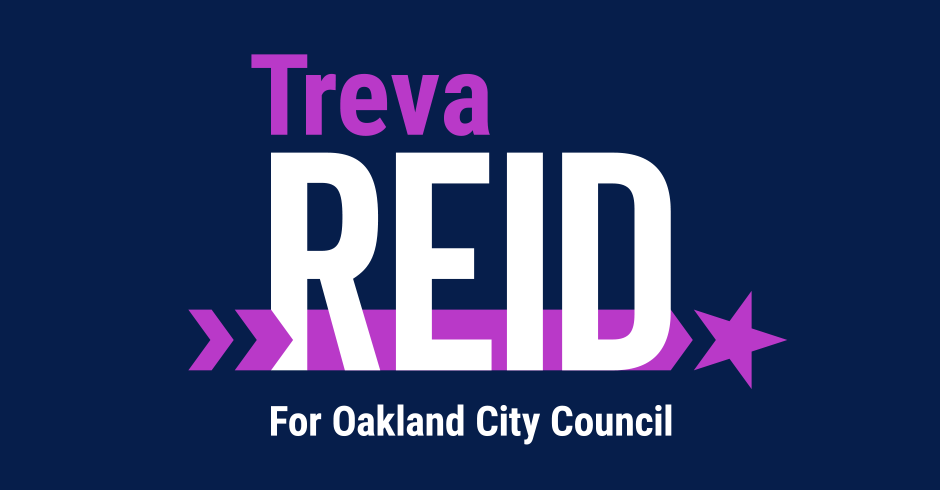 Treva Reid for Oakland City Council - District 7