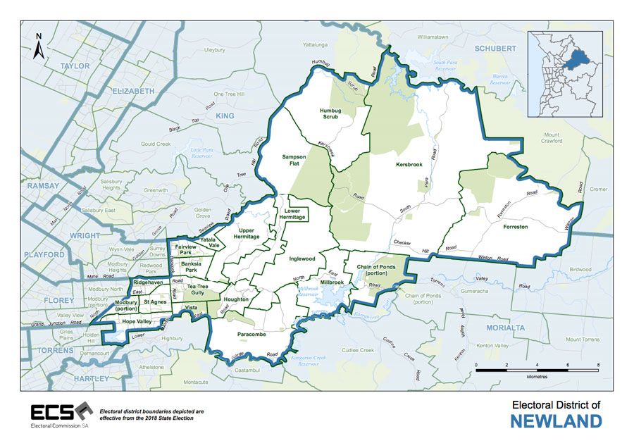 Newland Electorate