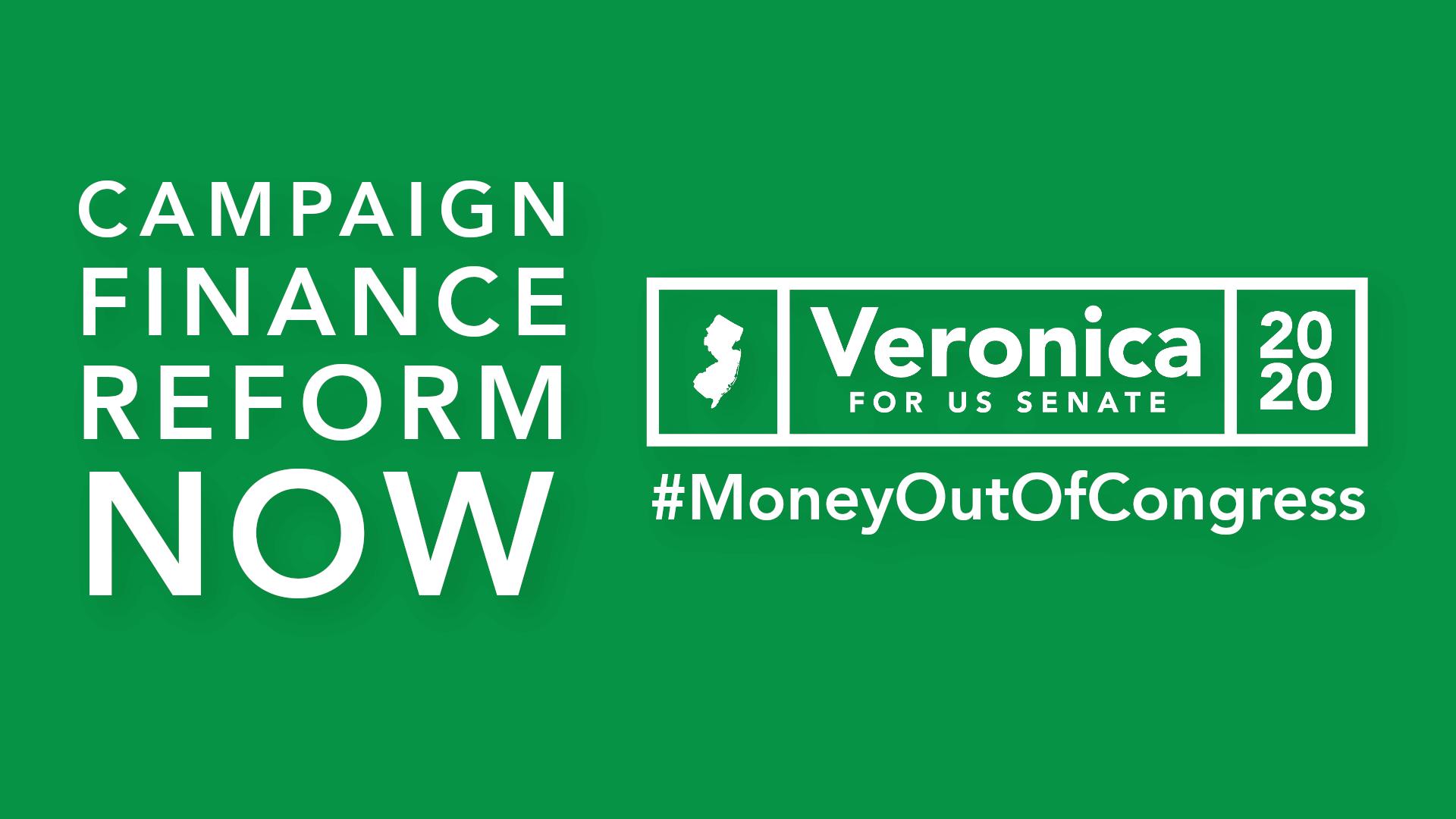 #MoneyOutOfCongress