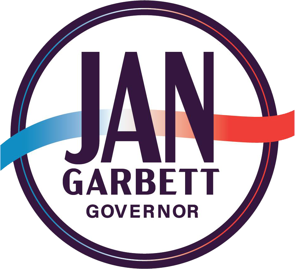 Jan Garbett for Utah Governor 2020