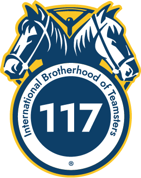 Teamsters 117 footer icon