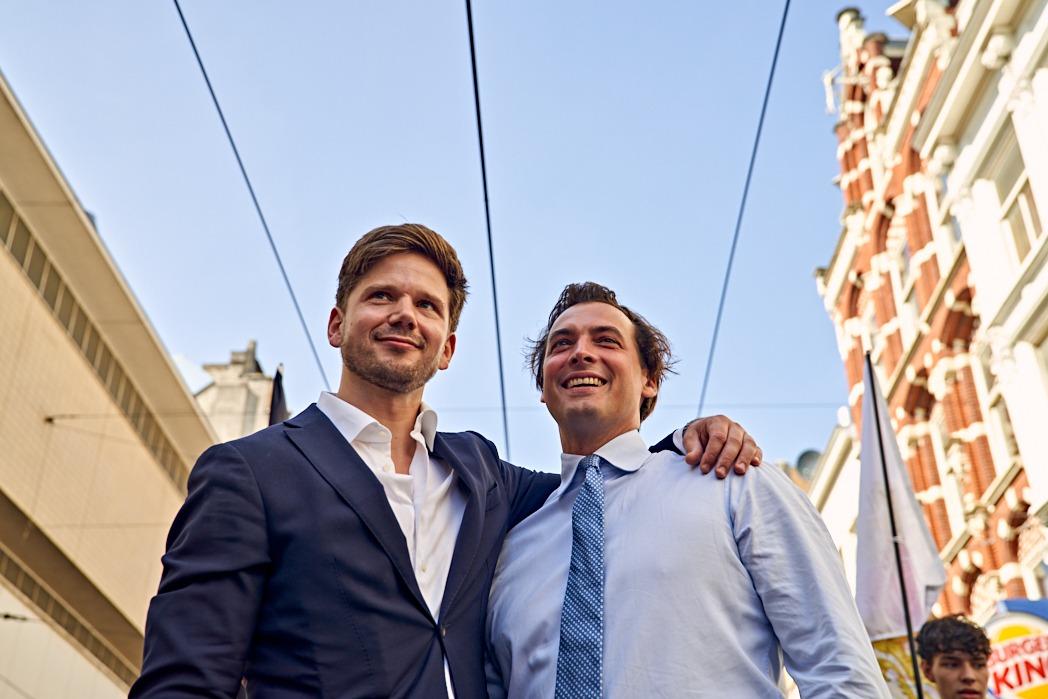 Gideon van Meijeren en Thierry Baudet