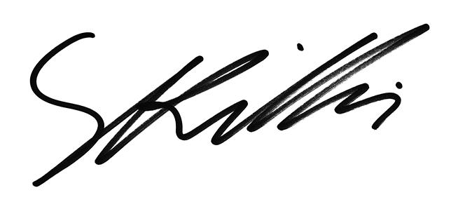 Signed Sam Hibbins