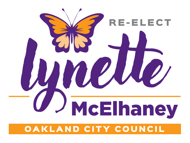 Lynette McElhaney for Oakland City Council 2020