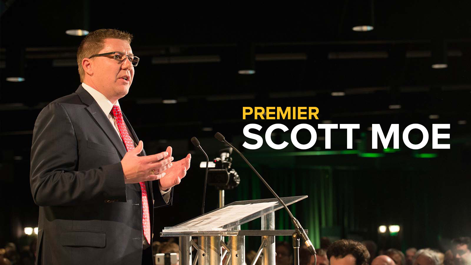 Premier Scott Moe