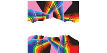 LGBTIQ+ Health Australia Logo