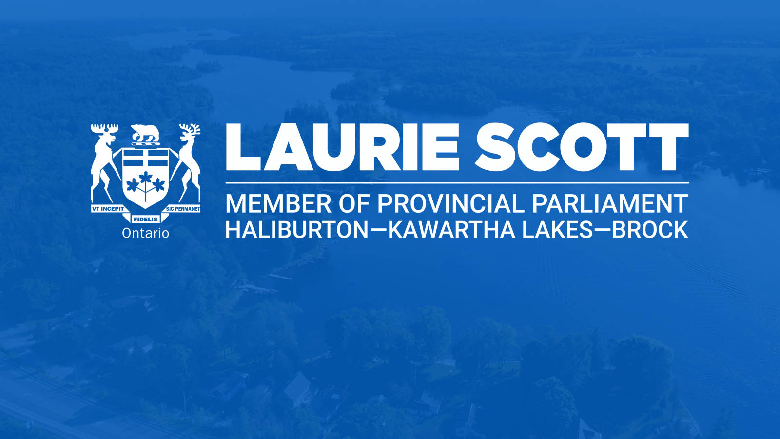 MPP Laurie Scott Announces Additional Financial Relief for Haliburton-Kawartha Lakes-Brock
