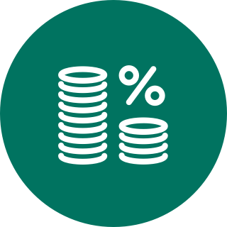 Billionaire Tax Icon