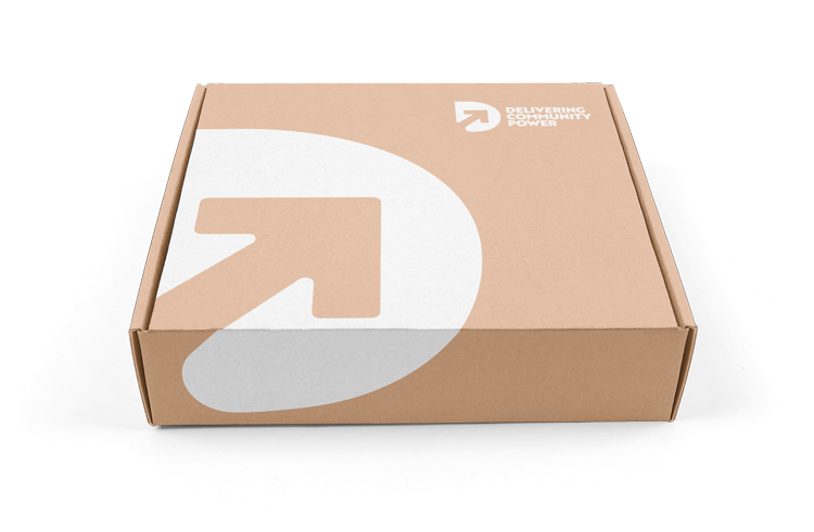 Delivering Community Power - Parcel