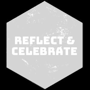 Reflect & Celebrate Module Incomplete