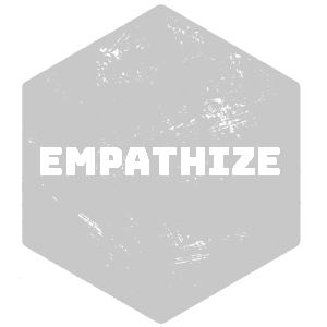 Empathize Module Incomplete