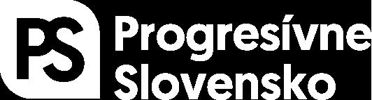 Progresivne Slovensko logo