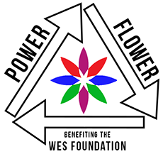power flower logo