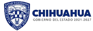 Gobierno del estado de Chihuahua Logo