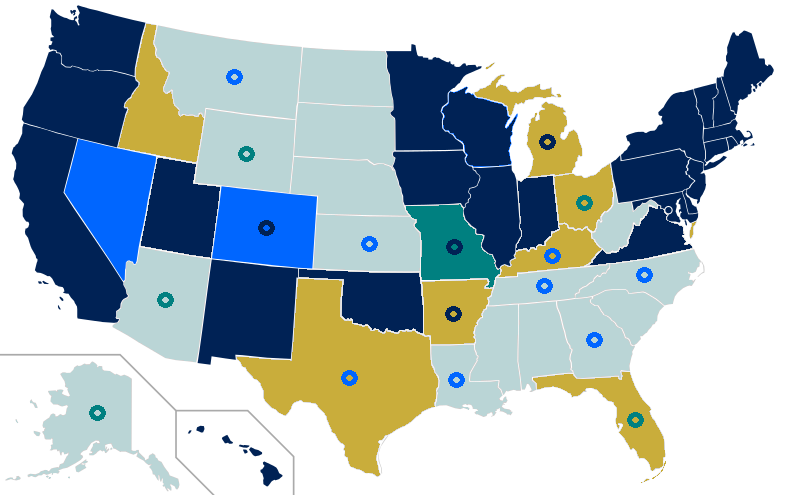 the right for marriage in homosexual couples in the united states Dates when states have made marriage licenses available to same-sex couples in the united states the denial of marriage rights to same-sex couples:.