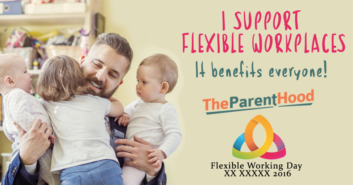 Flexible workplaces benefit everyone!