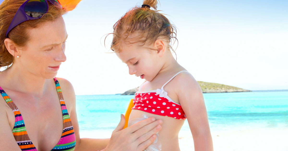 A guide to talking with a sunscreen skeptic