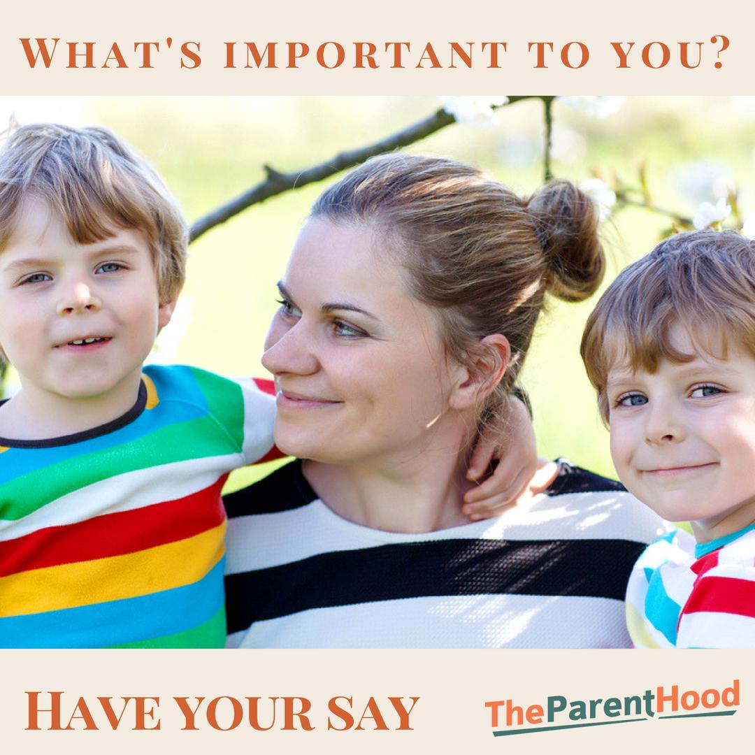 The Parenthood's 2018 National Survey