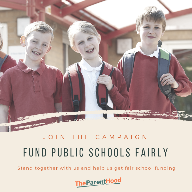 Join the campaign for fair funding for public schools