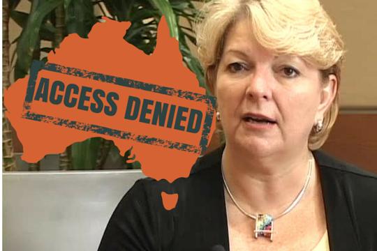 STOP anti-vax. campaigner Sherri Tenpenny #StopTenpenny